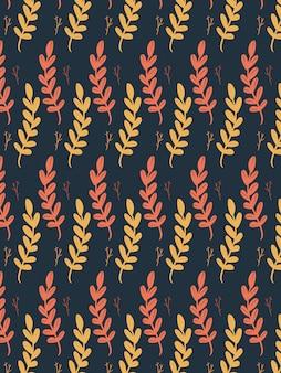 Trailing pattern pattern su oscurità