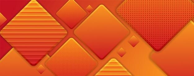 Trama astratta arancione sfumato.