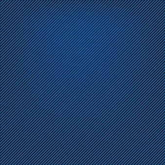 Trama di jeans blu