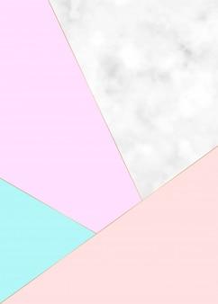 Trama di marmo minimalista