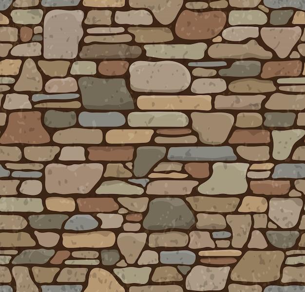 Trama di pietra senza soluzione di continuità