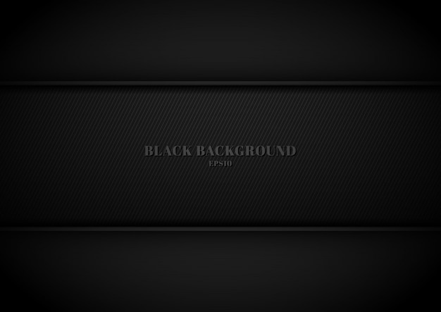 Trama di sfondo metallico nero