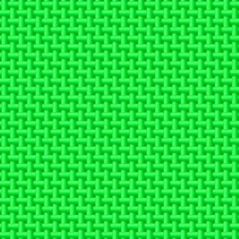 Trama di stoffa verde