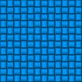 Trama industriale blu metallico