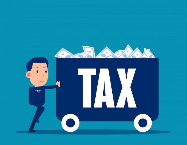 Trasportare denaro con tasse