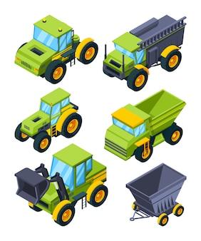 Trasporto agricolo o in villaggio.