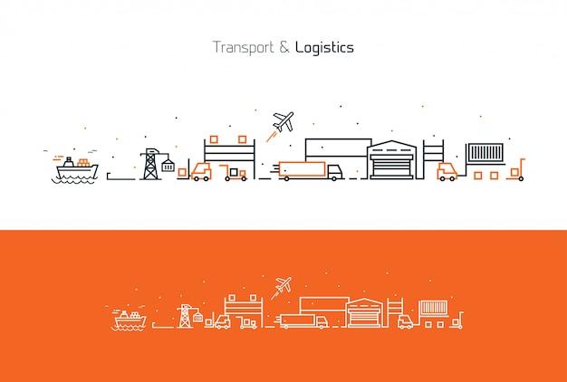 Trasporto e logistica