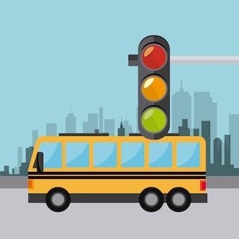 Trasporto, traffico e progettazione di veicoli