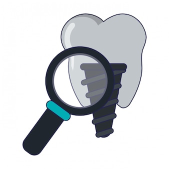 Trattamento dentale medico