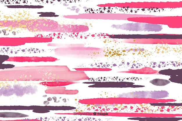 Tratti di pennello sfondo astratto