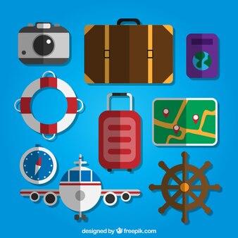 Traveler piatto elements set