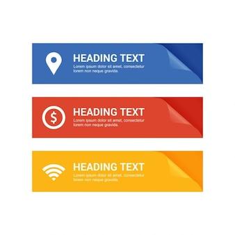 Tre passi informazioni grafiche