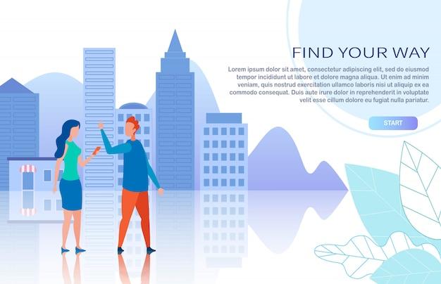 Trova il nuovo mockup motivazionale della pagina di destinazione