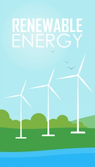 Turbine del generatore eolico