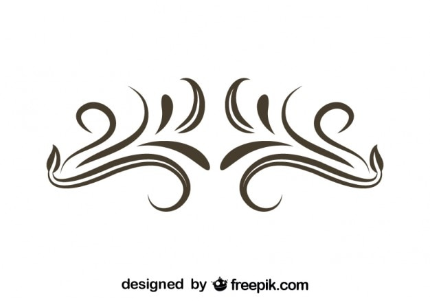 Turbinio minimalista decorazione in stile vintage