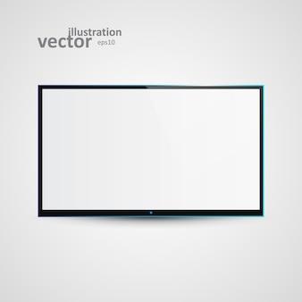 Tv a schermo piatto icd