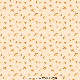 Uccelli seamless pattern