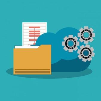 Ufficio e tecnologia aziendale
