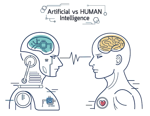 Umani contro robot