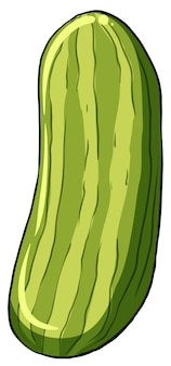 Un cetriolo