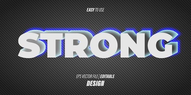 Un effetto di testo 3d modificabile con caratteri futuristici moderni e morbidi colori sfumati grigi con un tema elegante.