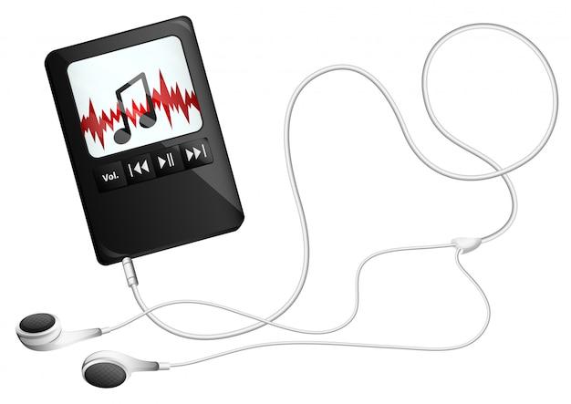 Un gadget musicale