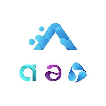 Un logo dell'acqua