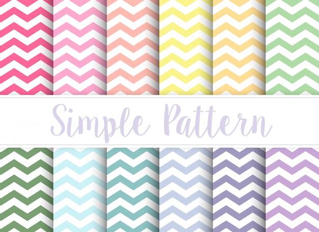 Un set di pattern senza soluzione di continuità
