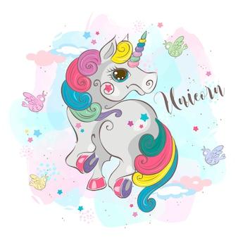 Unicorno magico