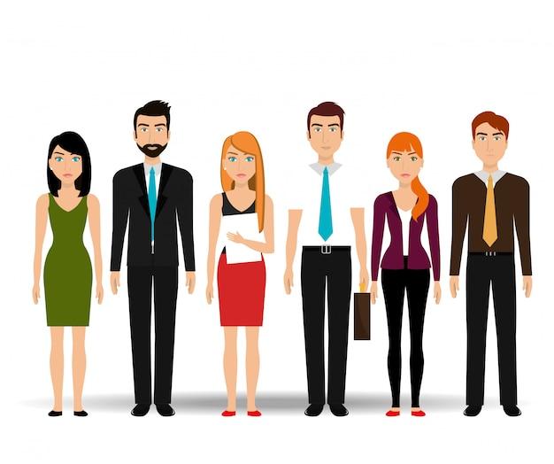 Uomini d'affari e imprenditori