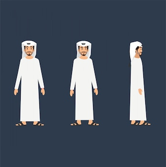 Uomo arabo