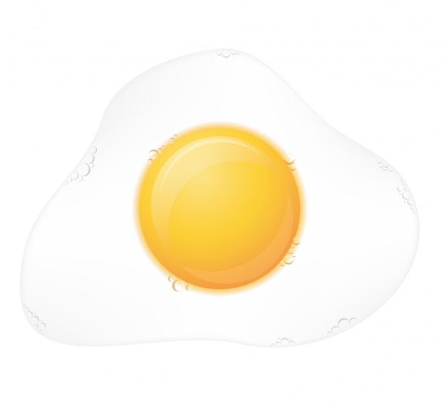 Uovo fritto.