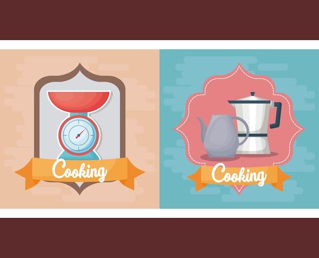 Utensili da cucina