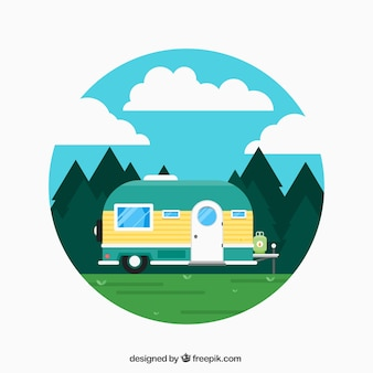 Vacanze caravan