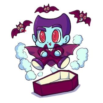 Vampiro e pipistrelli