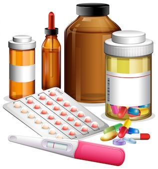 Vari farmaci e farmaci