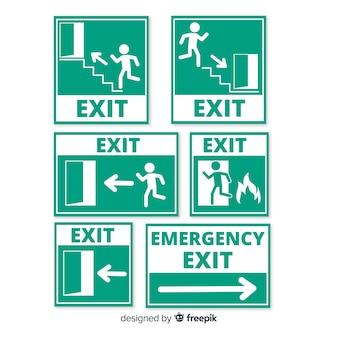 Vari segnali di uscita