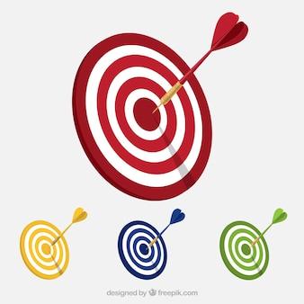 Varietà di obiettivi