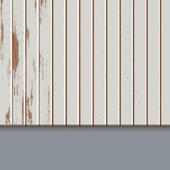 Vecchi pannelli del fondo strutturato di legno