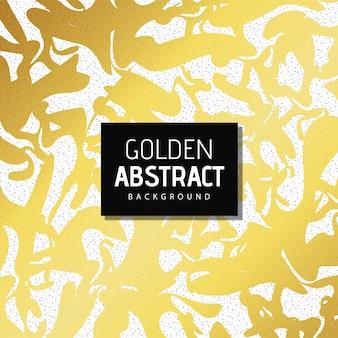Vector astratto sfondo dorato