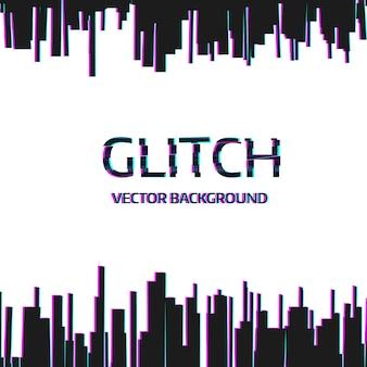 Vector distorto trama di sfondo.