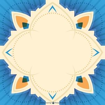 Vector frame simmetrica