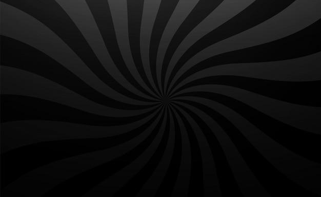 Vector nero cordolo linea di fondo