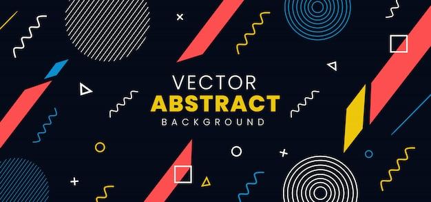 Vector sfondo astratto