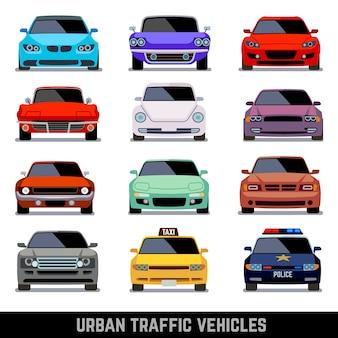 Veicoli del traffico urbano