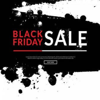 Venerdì nero sfondo, modello commerciale