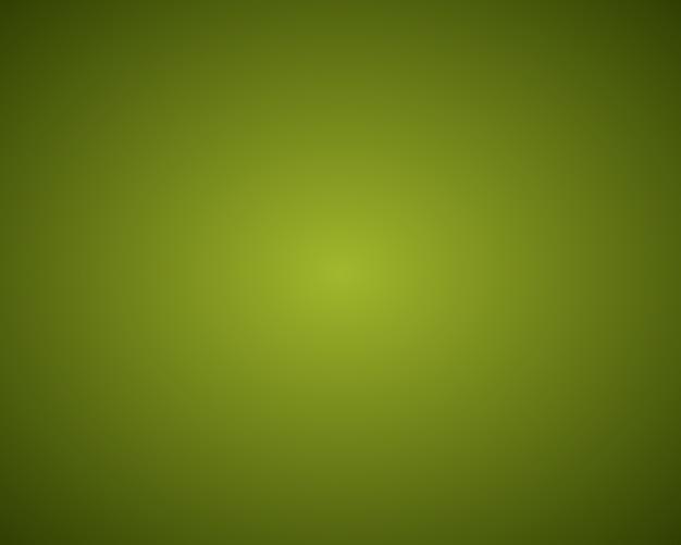 Verde semplicemente liscio sfondo astratto di colore