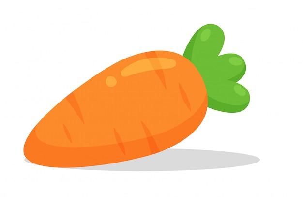 Verdura di carota