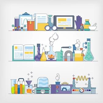 Vetreria di laboratorio