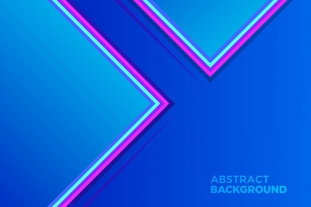 Vettore astratto blu elegante del fondo